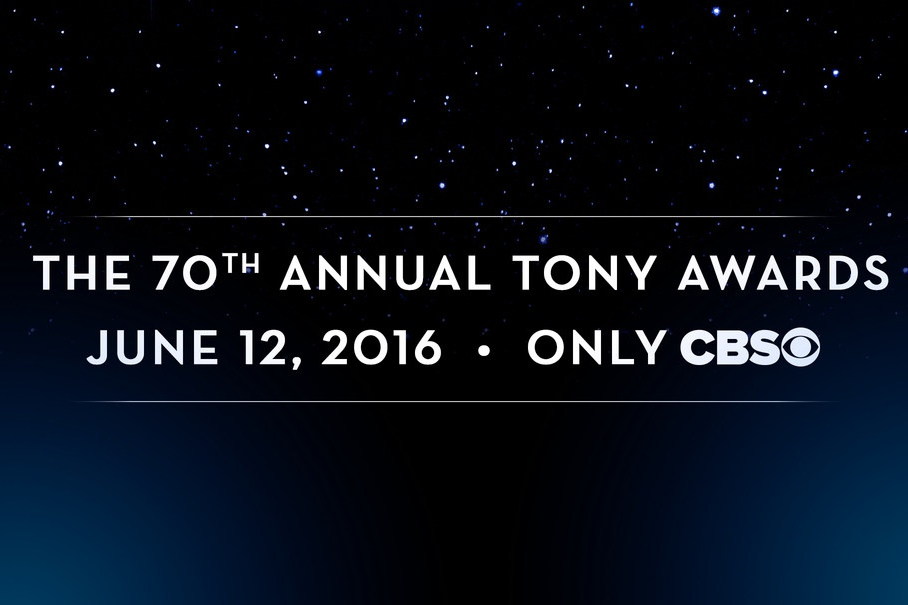 The 2016 Tony Awards will air Sunday June 12 on CBS live at 8/7c (delayed PT).
